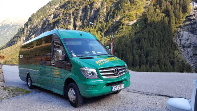 Mercedes Benz Sprinter 23 osobowy Turystyczny