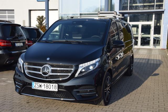 Mercedes V-klasa